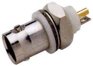 Connettore BNC femmina da pannello isolato