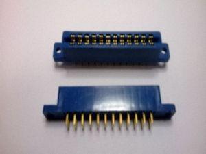 Connettore femmina per schede P. 3,96   10+10