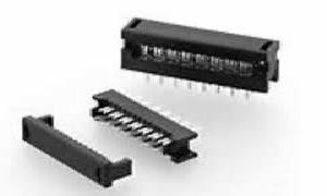 "Connettore IDC 20 poli scheda/cavo ""dual flat"""