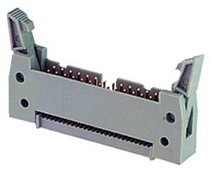 Connettore maschio 34 Poli perforazione di isolante tipo IDC