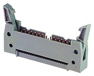 Connettore maschio 64 Poli perforazione di isolante tipo IDC