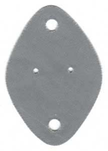 Isolamento per Transistor materiale siliconico per TO-3
