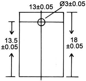 Isolamento per Transistor materiale siliconico TO-220