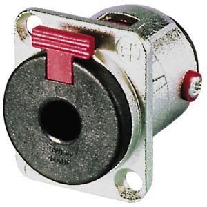 Presa Jack da pannello stereo 6,3 mm NEUTRIK NJ-3FP6C