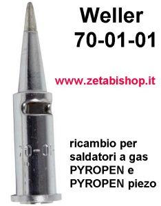 Punta Weller Piropen 51612099  x saldatore Gas