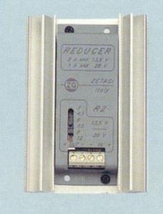 Riduttore di tensione ZG IN 24 volt out 3-4,5-6-7,5-9-12 vcc  2A