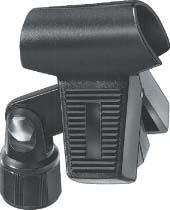Supporto a pinza sp-10 x microfono