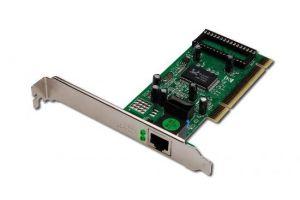 Scheda Interna PCI RETE 10/100/1000 32 bit