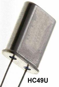 Quarzo HC 49-10,240 Mhz c.s.