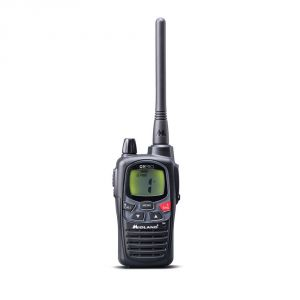 G9 PRO-1 radio Ricetrasmittente Midland PMR-LPD con accessori