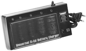 Carica Batterie universale da 1a 4 -AAA-AA-C-D-9V-