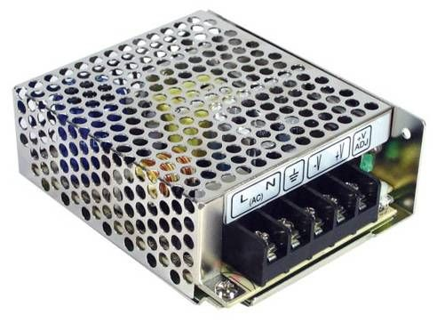 alimentatore mean well rs-35-12 12v-3a adatto per strisce led