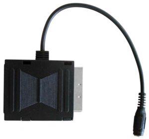 Adattatore Spina Scart /Presa Scart e presa audio 3.5 mm OUT