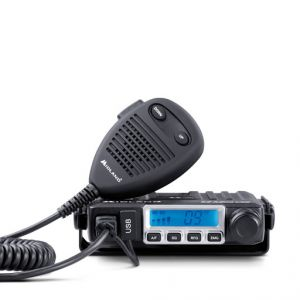 Ricetrasmittente Midland M-Mini USB 40 Ch AM-FM