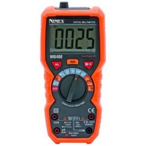 Multimetro Digitale NI8400 RMS