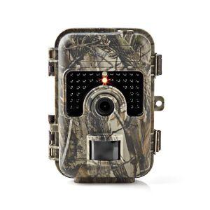 Fototrappola HD a batteria 16MP 90°20Mt IP66