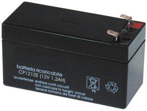 Accumulatore Piombo  12 Volt 1.2 A MKC