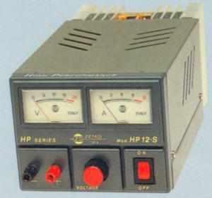 Alimentatore Stabilizzato ZG Modello HP 12 S Regolabile 5-15 volt 12 A