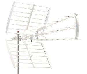 Antenna UHF LTE 21-60 43 Elementi Trippla 16bd