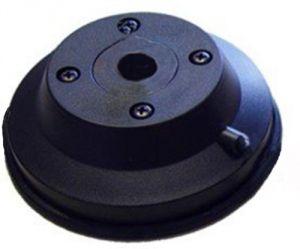 Base Magnetica Universale BM 125x40 mm foro 12.5 mm