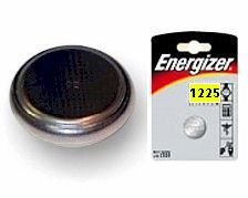 Batteria bottone Litio 3 Volt CR1225