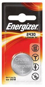 Batteria bottone Litio 3 Volt CR2430