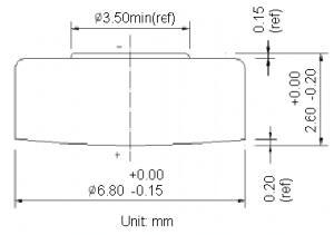 Batteria bottone Ossido Argento 377