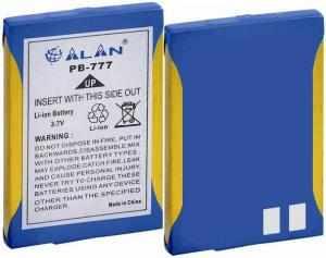 Batteria PB-777  Lithio 3,7 volt per Alan 777