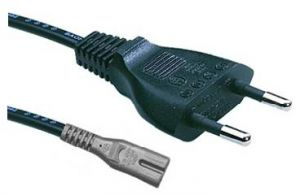 Cavetto Alimentazione rete 220 volt m 116  Mt 1.5