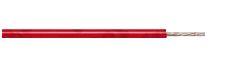 Cavo Tasker al silicone 1x0,50 Rosso C205R