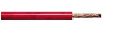 Cavo Tasker al silicone 1x4 Rosso C234R