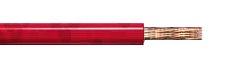 Cavo Tasker al silicone 1x 8  Rosso  C 236 R