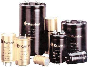Cond. Elettrolitico  a  Fascetta   2.200 uF 50 Volt  35x50