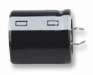 """Condensatore Elettrolitico 85°  20 %  2.200 uF  100 Volt  """"Snap In""""25x40"""