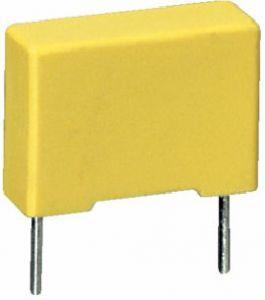 Condensatore Poliestere MKT  P10  120.000  PF  100  Volt  10%