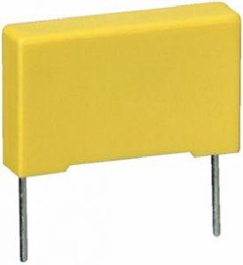 Condensatore Poliestere MMKP  P22,5   9,100  PF  2000  Volt  5%