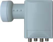 Convertitore Universale 4 uscite V/H-V/H quattro 0,1db 4K