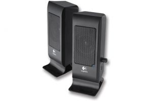 Diffusore Amplificato  stereo 2x6 Watt  jack 3,5 mm  220 volt