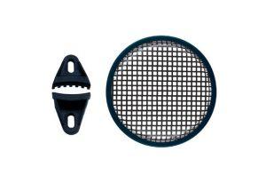 Griglia rete in metallo per altoparlante D 450