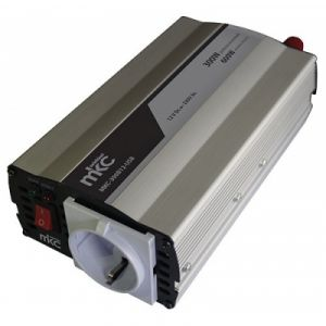Inverter MKC-0312 IN 12 Volt cc out 220 Volt Ca 300 Watt