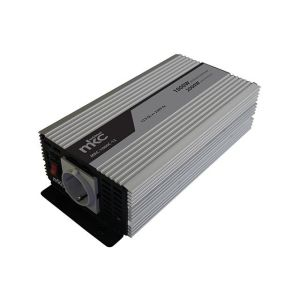Inverter MKC-1012 Soft Start IN 12 Volt cc out 220 Volt Ca 1000 Watt