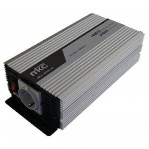 Inverter MKC-1000C-24 1000W 24VCC/230VCA SOFT START