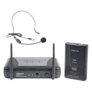 Kit Radiomicrofono a cuffietta senza filo 179187-886