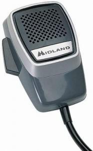 Microfono CB Midland 4 Poli Alan 48-68 NEW