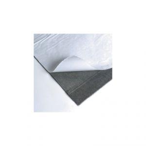 Moquette Adesiva liscia Nera 70x140