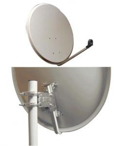 Parabola Alluminio D 100 Zodiac con accessori