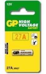 Pila alkalina 12 volt slim A27-LR27-GP27