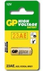 Pila alkalina 12 volt GP/LR 23A