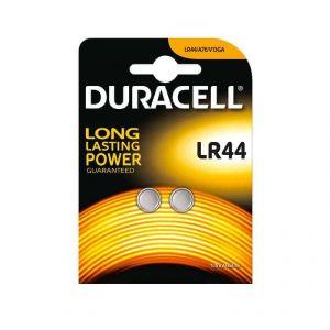 Pila Bottone alkalina 1.5volt A76/LR44/(2Pz) duracell