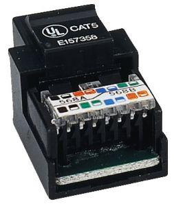 Presa Modulare UTP 8 P Cat 5E